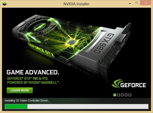 NVIDIA R344.11 installer