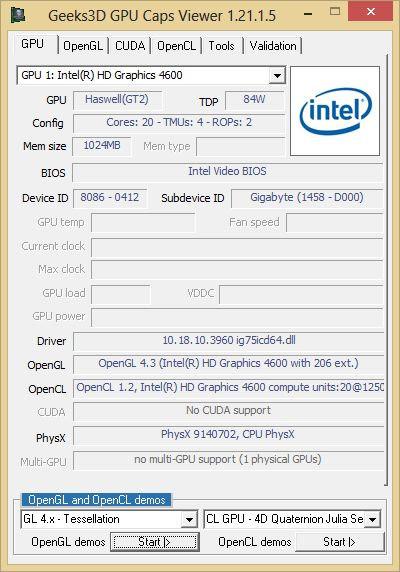 opengl 3.3 download windows 7 32 bit intel hd graphics