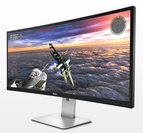 Dell U3415W Curved Monitor