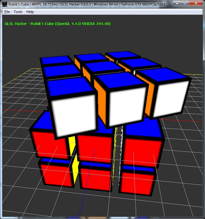 How To Create a Rubik's Cube | HackLAB