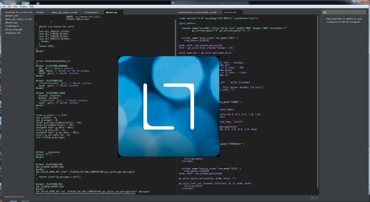 Light Table code editor