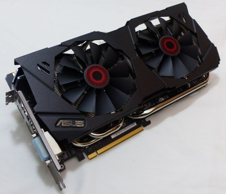 ASUS GeForce GTX 980 Strix
