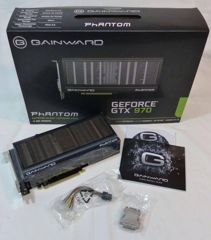 Gainward GeForce GTX 970 Phantom