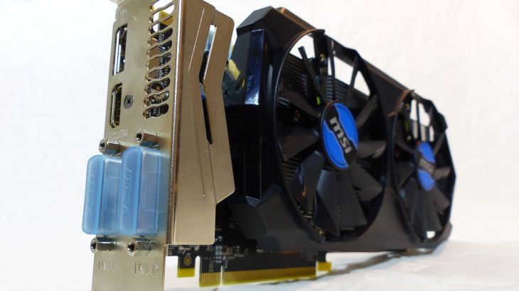 MSI GeForce GTX 970 4GD5T OC Review