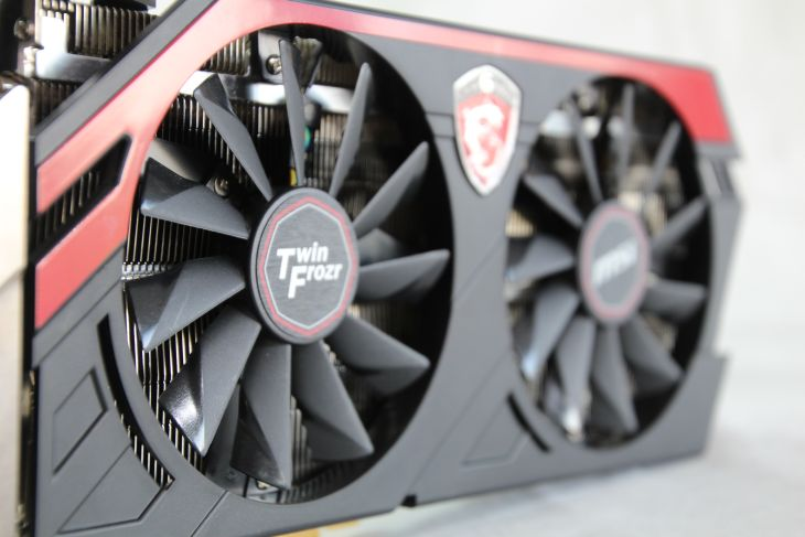 MSI Radeon R9 290X Gaming 4G Review