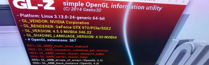 GeForce GTX 970 - 4K resolution on Linux Mint 17