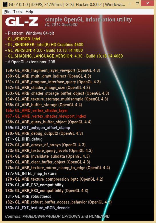 OPENGL 2.1 TÉLÉCHARGER