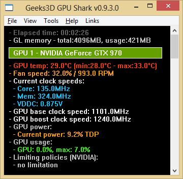 GPU Shark 0.9.3
