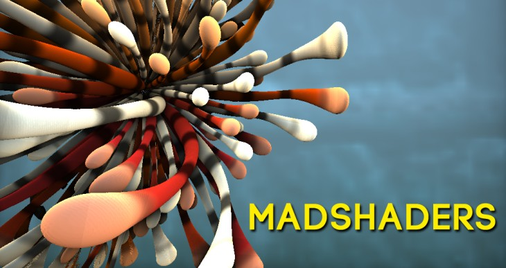 MadShaders - best GLSL pixel shaders in an unique app