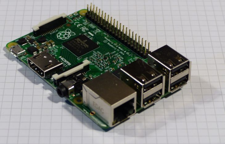 Raspberry Pi 2 Model B Tested