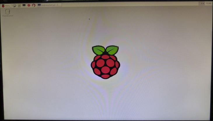 Raspberry Pi 2 Model B - Raspbian