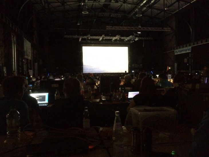 Demoscene - Revision 2015
