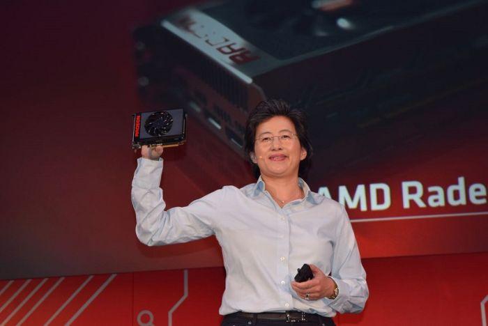 AMD Radeon R9 Fury X - Dr Lisa Su