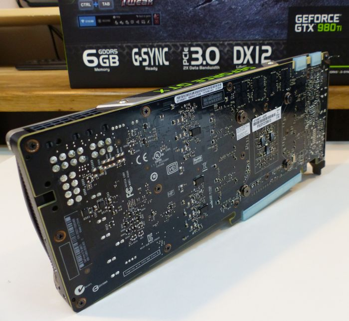 ASUS GTX 980 Ti - gaming graphics card