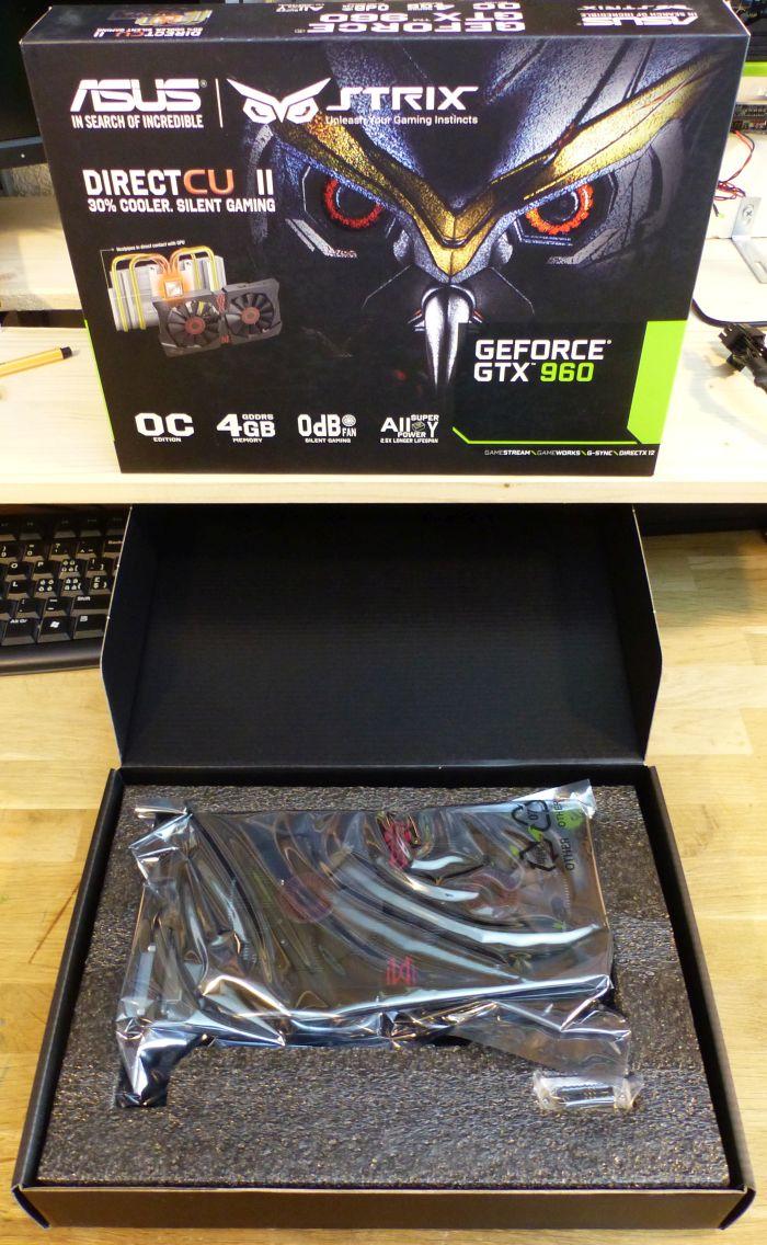 ASUS Strix GTX 960 DirectCU2 OC 4GB Review | Geeks3D