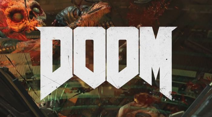 DOOM, video game, spring 2016