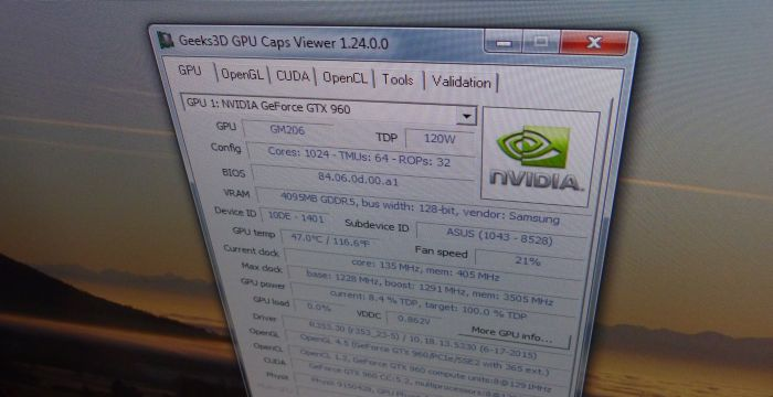 GPU Caps Viewer 1.24.0