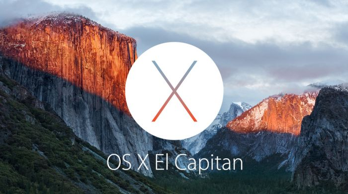 Mac OS X 10.11 El Capitan