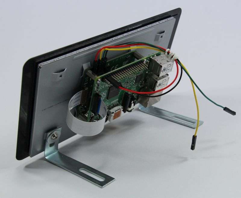 Raspberry Pi 7-inch Touchscreen Display