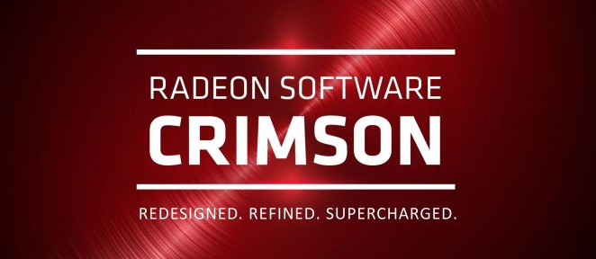 AMD Crimson graphics driver logo