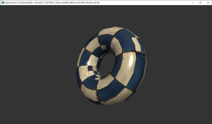 GeeXLab - Direct3D 12 vs OpenGL