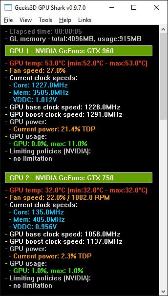 GPU Shark 0.9.7