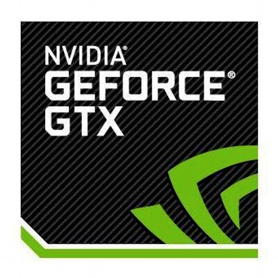 NVIDIA GeForce GTX logo