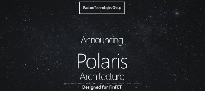 AMD Polaris 16/14 nm GPU Architecture