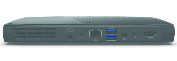 Intel Skull Canyon Mini Gaming PC with Iris Pro Graphics 580