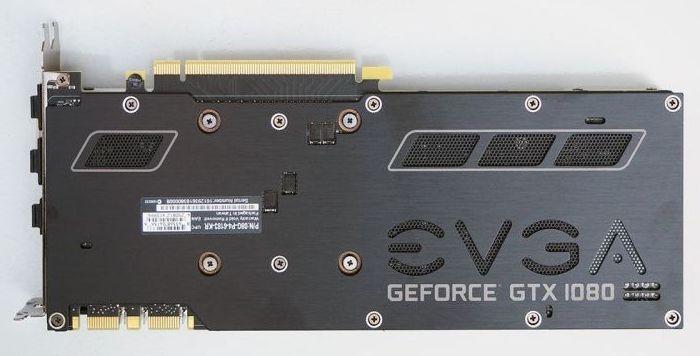 EVGA GTX 1080 SC