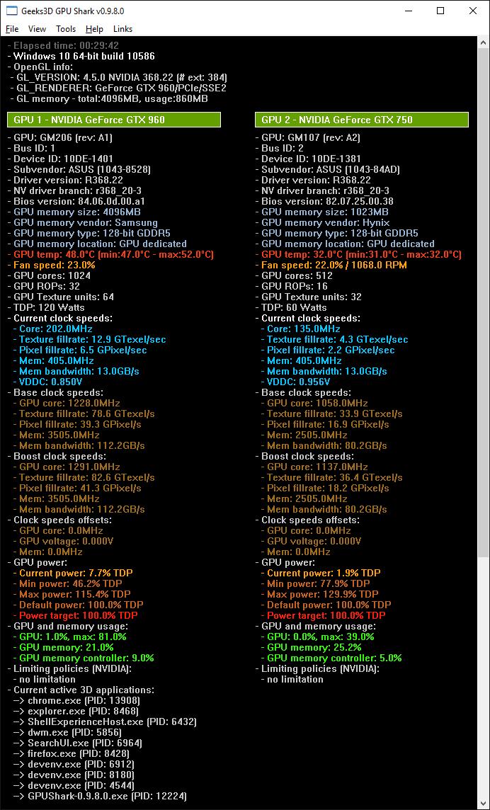 GPU Shark 0.9.8