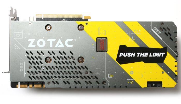 Zotac GTX 1080 AMP Extreme