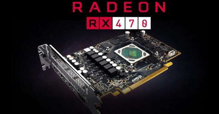 AMD Radeon RX 470