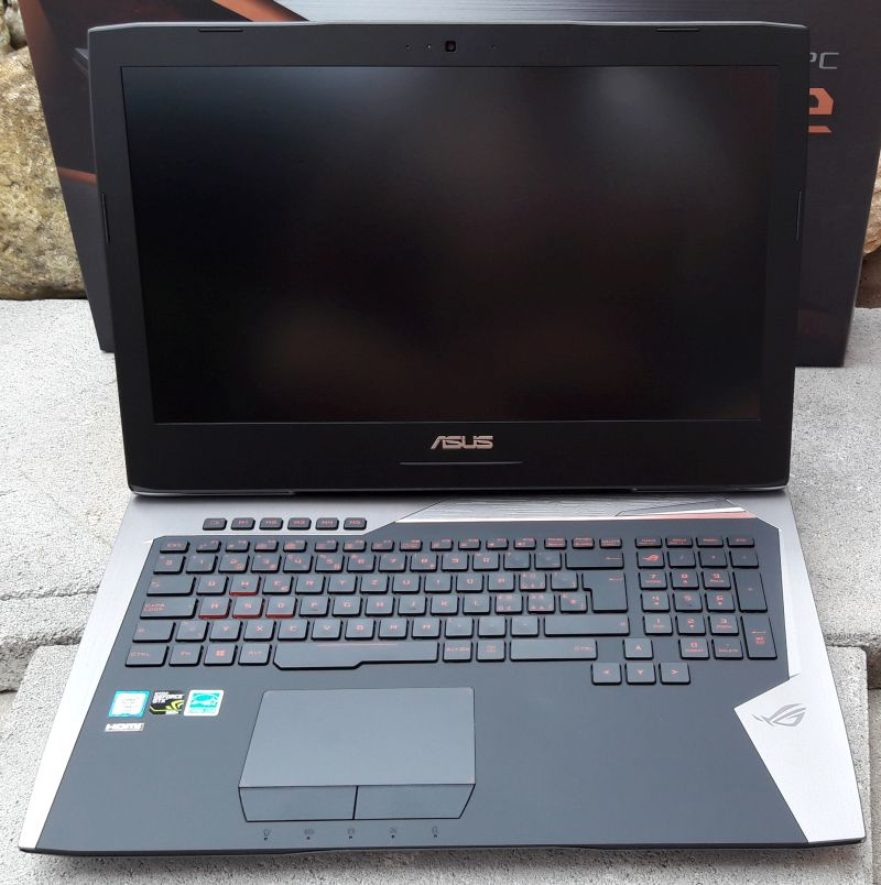 ASUS ROG G752VY Gaming Laptop