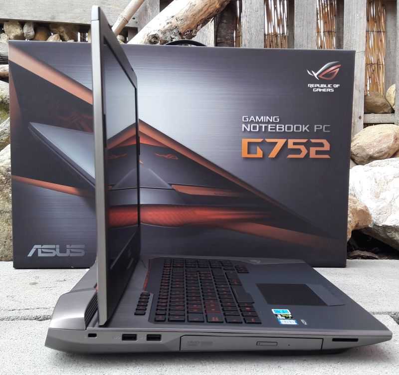 ASUS ROG G752VY Gaming Laptop Review GTX 980M Geeks3D