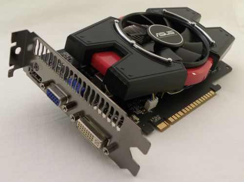 ASUS GeForce GT 440 Review