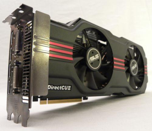ASUS Radeon HD 6950 DirectCU II Review