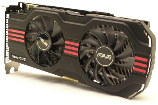 ASUS GeForce GTX 560 DirectCU II TOP review