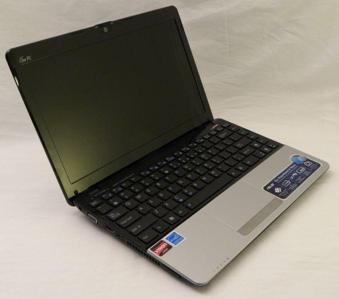 ASUS Eee PC 1215B Netbook Review