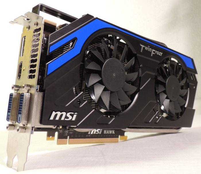 MSI GeForce GTX 660 HAWK Review