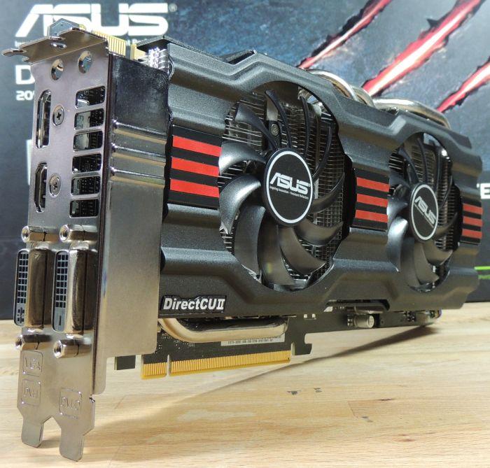 ASUS GeForce GTX 770 DirectCU II OC Review