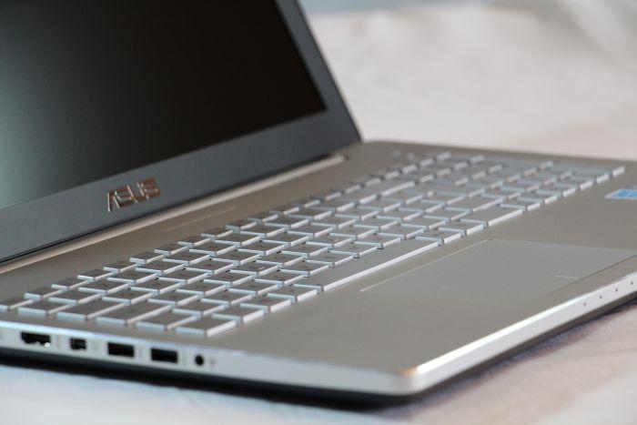 ASUS N550JK Notebook Review
