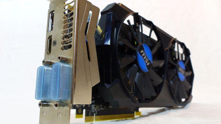 MSI GeForce GTX 970 4GD5T OC Review